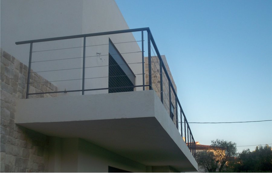 Rambarde en fer forg cr ation et confection for Rambarde fer forge